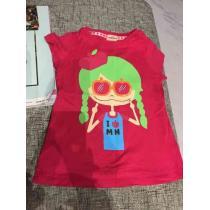 ミキハウス スーパーコピー Tシャツ 100-1