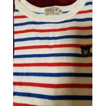 ミキハウス スーパーコピー。ダブルB長袖Tシャツ。110cm-1