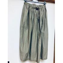 グラミチ 麻綿スカート アローズ購入 美品-1