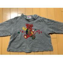 ミキハウス  セーター 90cm-1