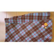 女の子 ミキハウス コピー スカート 秋冬 サイズ130 未使用 送料無料-1