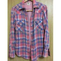 LEEビンテージチェックシャツ-1