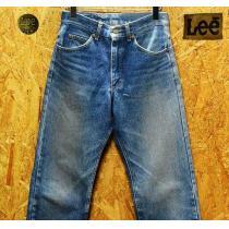 廃盤 W29(74cm)米国製 Lee コピーリー ライダース200-0189 股下84cm-1