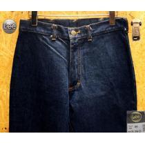 ◆廃盤◆リー コピーLee スーパーコピー【40-50年代製スリムジーンズ】W77cm・股下86cm-1
