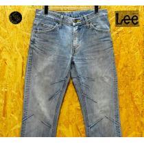 Lee スーパー コピーリー ライダース30102ローライズブーツカット ブリー チ加工-1