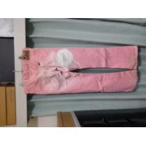 ジョンズ×Leeコラボパンツ ピンク-1