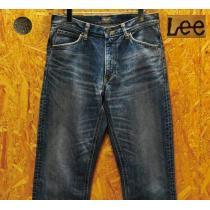 廃盤リー スーパーコピーLee スーパーコピーライダース・30101復刻ジッパーフライ W31・股下77cm-1