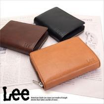 Lee 二つ折り財布 男女兼用 新品-1