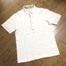 美品BEAUTY&YOUTH デザインポロシャツ 日本製 アローズ-1
