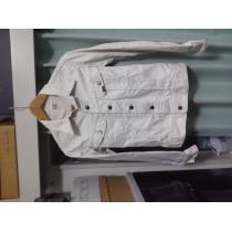 ジョンズ×Leeコラボ ウエスターナジャケット 白 S-1