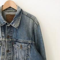 90's MADE in USA levi's70506リーバイス ジャケット35
