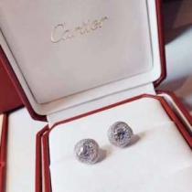 カルティエ Cartier レディース イヤリング 上品で華やかな雰囲気を演出 限定品 上質 コピー シルバー 光沢感 安価 N8515014-1