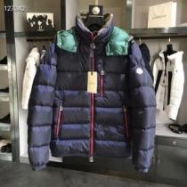19FW 真っ冬の寒さに挑戦できる新作 MONCLER モンクレール 秋冬の着こなし方 多色可選  ダウンジャケット-1
