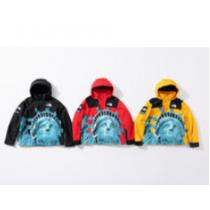 SUPREME19FW TNF Statue of Liberty Mountain Jacketナイロンジャケット 人気ブランドエレガント 上品秋冬定番 シュプリーム コピー