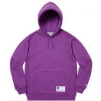 Supreme / Champion Outline Hooded Sweatshi...