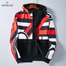 モンクレール MONCLER フード付きコート 3色可選 最速2019秋冬トレンドブランド 秋冬もちろん主役級-1