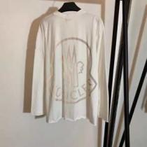 おしゃれ秋冬定番モンクレール激安スウェットシャツホワイト Moncler パーカー長袖シャツ軽い着心地使い勝手がいい新作-1