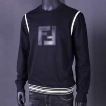 プルオーバーパーカー 着心地もなめらかで快適 2019-20秋冬トレンドファッション フェンディ FENDI-1