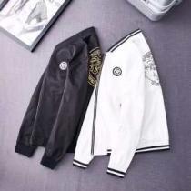 ヴェルサーチ VERSACE ブルゾン 2色可選 秋ファションのトレンド 気になる2019年秋のファッション-1