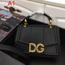 今季の人気アイテム限定セール 人気ランキング2019秋冬新作 ドルチェ&ガッバーナ Dolce&Gabbana ハンドバッグ 3色可選-1
