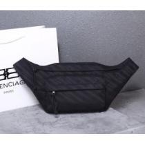 バレンシアガ ウエストバッグ メンズ きちんと感溢れたコーデに最適 BALENCIAGA コピー ブラック 大人気 通勤通学 最低価格-1