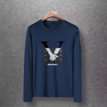人気定番品質保証 ヴィトン スーパーコピーLOUIS VUITTONコピー長袖tシャツ 流行の注目ブランド トレンドの最先端に-1