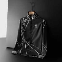 ディオール DIOR シャツ 2色可選 大満足の2019秋冬新作 シルエットをキレイに見せる冬新作-1