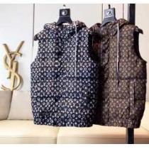 2色可選 今年秋冬季節にヒットの予感 ルイ ヴィトン 最新店舗で人気満点2019秋冬新作 LOUIS VUITTON 人気のアウターが秋冬様に メンズ ダウンジャケット-1