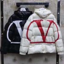 ヴァレンティノじわじわ話題になる秋冬新名品 VALENTINO 冬らしい雰囲気を演出する メンズ ダウンジャケット2019秋冬憧れのブランドはすすめ-1