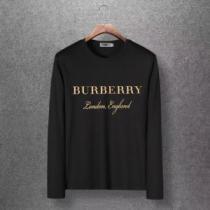 秋のおしゃれをスタートする人気新作 Burberryコピー通販長袖tシャツ 数量限定大得価  バーバリースーパーコピーメンズ 超人気モデル入荷-1