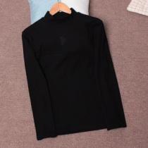 ヴェルサーチ VERSACE 長袖Tシャツ 2色可選 2019-20秋冬トレンドファッション おしゃれさんはいち早く取り-1