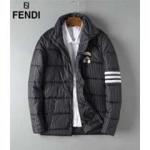 今シーズンの新作防寒着  フェンディ FENDI 実用性にも優れた秋冬新作 ダウンジャケット メンズ  先取り2019/2020秋冬ファッション-1