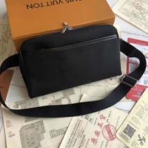 ルイ ヴィトン ショルダーバッグ コピー 軽量で機能性に優れた新作 メンズ Louis Vuitton ブラック コーヒー ブランド VIP価格-1