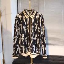 人気セール高品質 ドルガバコピー代引き通販 最安価格新品  Dolce&Gabbana長袖シャツ 周りと差がつくオシャレ-1