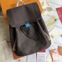ルイ ヴィトン バックパック 人気 モダンで機能的な新作 メンズ Louis Vuitton コピー ブラック コーヒー デイリー セール-1