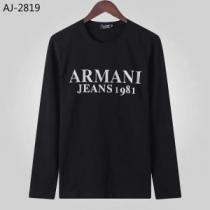 人気ランキングの新作アルマーニ服コピー通販EMPORIO ARMANIスウェットシャツメンズコーデエレガントなスタイル上品-1