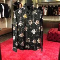 素晴らしいギフトにおすすめの激安新作 ドルチェ&ガッバーナコピー おしゃれなデザインでかっこいい Dolce&Gabbana長袖シャツスーパーコピー-1