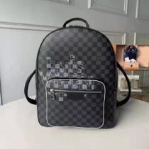ルイ ヴィトン リュック コピー 落ち着いた雰囲気を演出 限定品 メンズ Louis Vuitton ブラック ダミエ おすすめ VIP価格-1