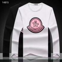 2019秋冬トレンドデザイン 秋冬ファッションコーディネート モンクレール MONCLER 長袖Tシャツ 2色可選-1