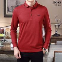 2019トレンドアイテム激安 ヒューゴボス HUGO BOSS 長袖Tシャツ 3色可選 今年注目すべき秋冬ファッション-1