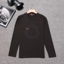 長袖Tシャツ 3色可選 2019トレンド秋冬おすすめ安い 絶対おさえるべきカラーと最新 モンクレール MONCLER-1