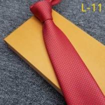一番の魅力秋冬のマストアイテム 2色可選  ルイ ヴィトン LOUIS VUITTON ネクタイ人気高い新作おすすめ2019トレンド-1