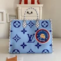 Louis Vuittonトートバッグヴィトンコピー通販 収納可クラシックモノグラムハンドバッグ人気新作19/20AW 限定価格販売-1