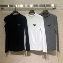 大人気のブランド安い買い物  プラダ PRADA 今季の秋冬ファッション着こなし 3色可選 ニットウェア 2020秋冬の人気アイテムセール-1