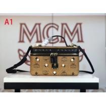 注目新作MCM ROCKSTAR VANITY CASE ショルダーバッグ 激安 エムシーエム コピー 化粧品バッグ活躍するトレンドアイテム-1