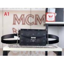 大変お買得MCM MILLIE VISETOSショルダーバッグ 使いやすい エムシーエム レディースお出かけバッグ 高品質 人気モデル-1