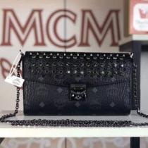 MCM ショルダーバッグ 斜めがけ エムシーエム コピー 激安スターク レディース素敵プレゼント エレガント品質保証通販-1