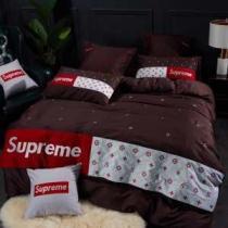 暖かくてナチュラルな雰囲気 2020秋冬憧れスタイル シュプリーム SUPREME 寝具4点セット-1