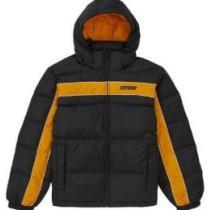 おすすめ激安新作シュプリーム ダウンジャケットStripe Panel Down Jacket 防寒性抜群 人気ランキング2020/20秋冬定番-1