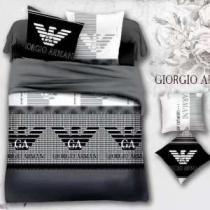 冬の落ち着いたファッションに取り アルマーニ ARMANI 寝具4点セット 2020秋冬の新作-1
